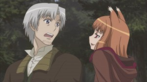 Spice and Wolf - Main characters!