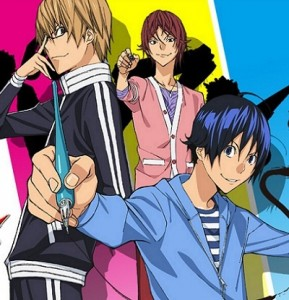 Bakuman Season 3 (Fall 2012 Anime)