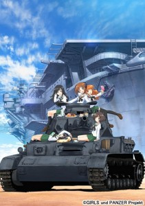 Girls and Panzer (Fall 2012 Anime)