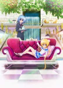 Hayate the Combat Butler (Fall 2012 Anime)