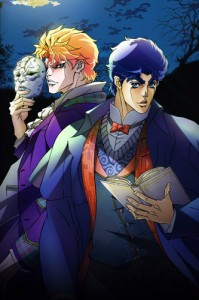 JoJo no Kimyo na Boken (Fall 2012 Anime)