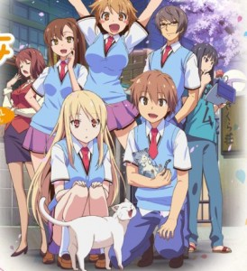Sakurasou no Pet na Kanojo (Fall 2012 Anime)