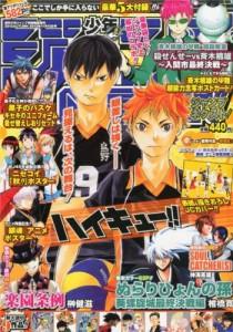 Haikyuu!! - Jump Next Cover