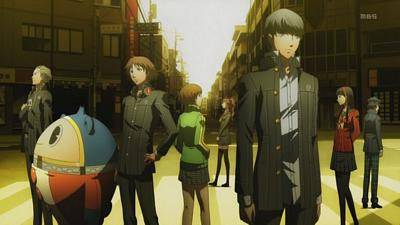 Persona 4 The Animation 2