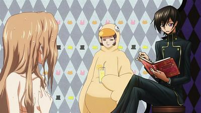 Code Geass Nunnally In Wonderland 1