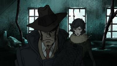 Lupin III Mine Fujiko 2