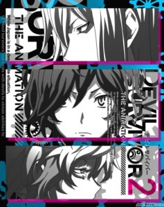 Spring 2013 Anime Devil Survivor 2 THE ANIMATION