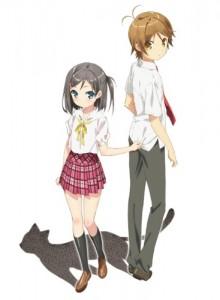 Spring 2013 Anime Hentai Ouji to Warawanai Neko