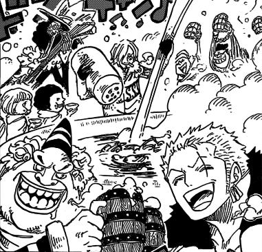 One Piece 696