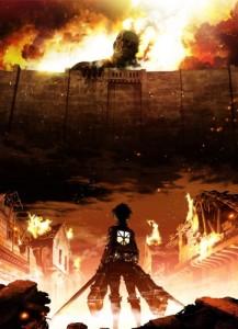 Spring 2013 Anime Shingeki no Kyojin