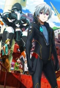 Spring 2013 Anime Suisei no Gargantia