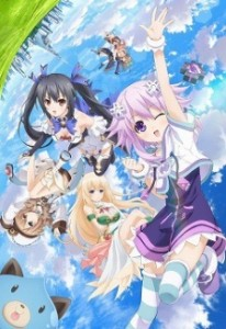 neptunia the animation summer 2013 anime