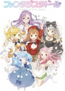 fantasista doll summer 2013 anime
