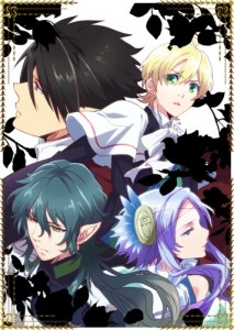 Makai Ouji Devils and Realist summer 2013 anime