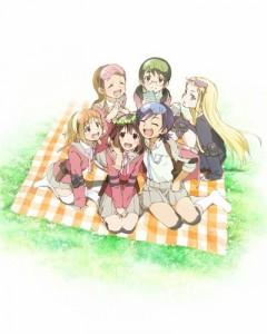 Stella Jogakuin C3-bu summer 2013 anime