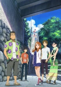 anohana movie summer 2013 anime