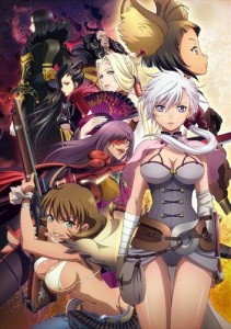 Blade and Soul 2014 Spring anime