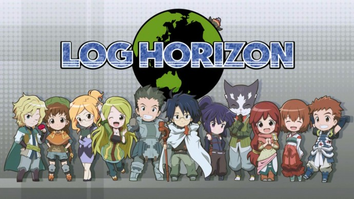 Log Horizon Anime Team